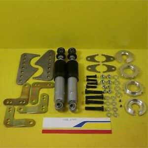 Competition Engineering 2765 Coil Over Shock Kit Coilover Shock Mounts 3 Way Adj