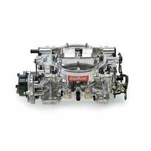 Edelbrock 18069 Carburetor Reconditioned 650cfm Elec Choke Thunder Series