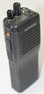 Kenwood Tk 390 Uhf Fm Portable Two way Radio Transceiver Only Free Shipping