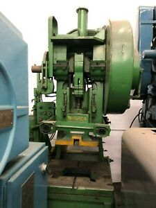 Niagara Model Af4s Obi Punch Press 60 Ton