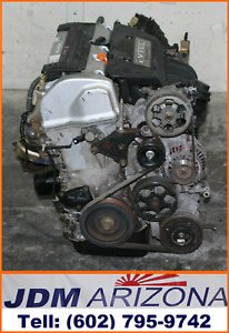 Jdm 02 05 K20a 2 0l 4cyl Engine For Honda Civic Si Acura Rsx