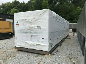 Surplus New 248 Ton York Air Cooled Chillers Still In The Package Warranty