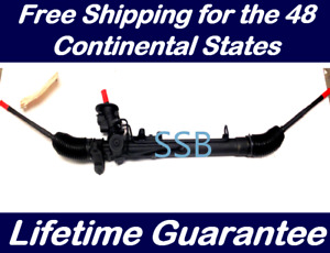 Complete Power Steering Rack And Pinion Assembly For Vw Beetle Golf Jetta 98 05