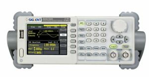 Siglent Sdg1025 Function arbitrary Waveform Generator 25mhz 125msa s Sample Rate