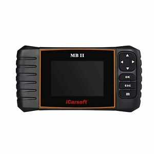 Icarsoft Mb Ii Obdii Diagnostic Scanner Tool And Oil Reset For Mercedes benz