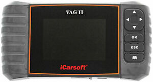 Icarsoft Vag Ii Audi Vw Obd2 Multi system And Oil Reset Scan Diagnostic Tool