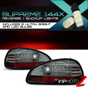 full Smd Backup 1997 03 Pontiac Grand Prix Gtp gt se 2 4dr Led Smd Tail Light