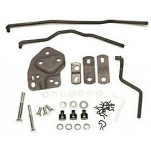 Full Size Chevy Muncie 4 Speed Installation Kit Hurst Competition Plus