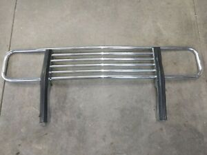 87 88 89 90 91 Ford Bronco Truck Bull Bar Brush Guard Grille Bumper