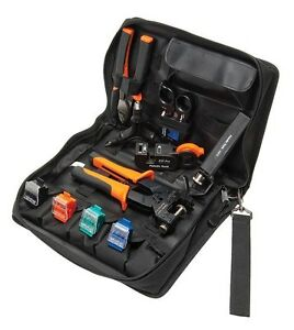 Paladin Tools 906003 Coaxready Compression Tool Kit