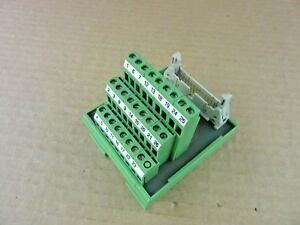 Phoenix Contact Varioface Module Flkms 26 2281568 Interface Terminal Block