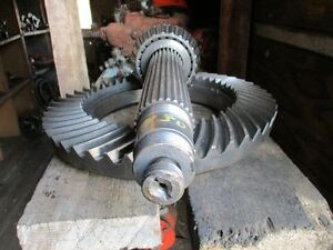 Case Tractor Ring Gear And Pinion Shaft Set Part A64188 Fits 930 1030 Case
