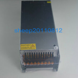 New 10 Amp 48 Volt Output Regulated Radio Power Supply With Ce