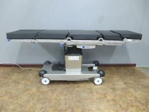 Trumpf Mars Low high Or Operating Room Surgical Table Steris Skytron