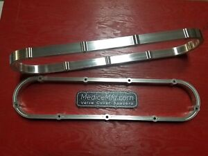 Valve Cover Spacers 1 Cadillac 472 500 With Gasketlok