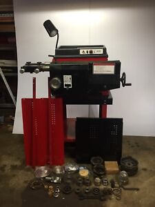 All Tool Disc Drum Brake Lathe W Tooling Performance Ammco Van Norman