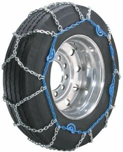 Security Chain Company Db2151 Diamond Blue Alloy Tire Traction Chain Snow Chains