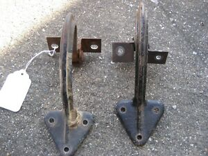 1939 1940 Packard Sedan Trunk Hinges