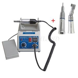 Dental Marathon Micromotor Polisher Electric Motor Contra Straight Handpiece Yp