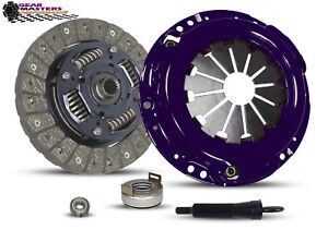 Gear Masters Stage 1 Clutch Kit Fits Geo Chevy Metro Base Lsi 95 01 1 3l L4 Sohc