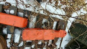 Allis Chalmers B C Ca Tractor Ac Side Frame Weights Rare