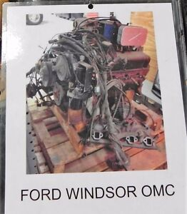Ford Windsor 351 Top End only Complete