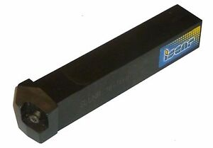 Nice Iscar Sllnr 16 16hf 1 Square Shank Groove turn Indexable Tool Holder