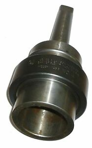 J l 4 Modern Magic Chuck W No 4 Morse Taper Shank