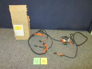John Deere 644e Wire Harness At103881 Military Front Loader Heavy Equipment New