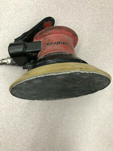 Snap On Ps4612 3 16 Standard Orbital Palm Air Pnuematic Sander Buffer Polisher