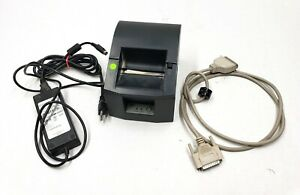 Star Micronics Tsp600 Thermal Pos Receipt Printer Power Supply And Cable