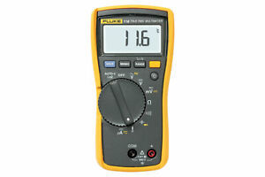 Fluke 116 Hvac Multimeter With Temperature Microamps Authorized Distributor