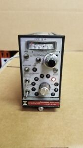 Endevco 2735 Charge Amplifier Good