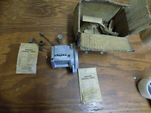 Vintage Nos Edison Rm Magneto Tractor 4cyl John Deere International Ih Case Part
