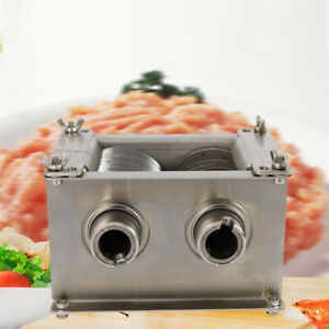 5mm Blade Commerical Meat Slicer Cutter For Elertric Meat Cutting Machine Qx