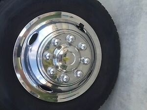 1986 2004 16 Ford F350 Dually Pickup Front Wheel Cover Wheel Simulator Hubcap