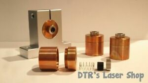 25mm Dtr Copper Laser Diode Mount Blank Modules For 9mm Laser Diodes Dtr clm 25
