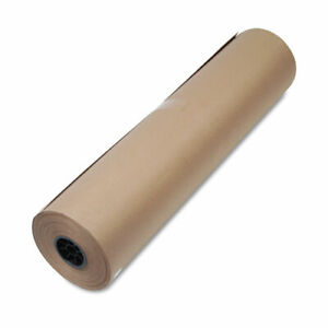 High volume Wrapping Paper 50lb 36 w 720 l Brown