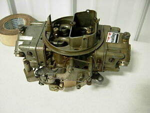 4778 2 Holley Carburetor 700 Cfm Double Pumper Race Carb Amc Chevy Ford Mopar