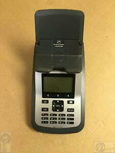 Original Box Tellermate T ix 4500 Currency Counting Machine Open Box