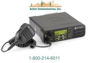 New Motorola Xpr 4550 Uhf 403 470 Mhz 40w 1000 Channel Two Way Radio
