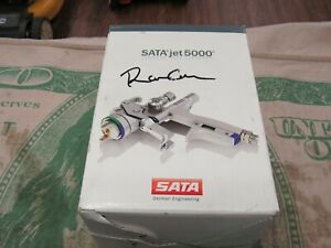 Sata Jet 5000 Hvlp Axalta Special Edition We Paint Winners 216256