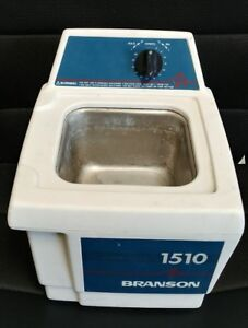 Used Dental Branson 1510r mt Ultrasonic Cleaner
