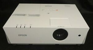 Epson Emp 6110 Multimedia Projector Good Condition Lamp bulb 1563 Hours