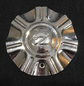 Zinik Chrome Custom Wheel Center Rim Cap Lug Hub Cover Aftermarket