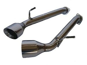 Fit Infiniti Q60 Coupe 2 0t 3 0t 17 19 Top Speed Pro 1 Axle back Exhaust