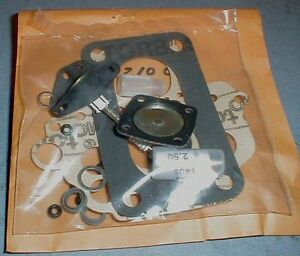Maserati Biturbo Carburetor Kit 34 Dat Carb 322210016