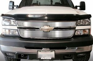 Cold Front Winter Grille Cover For Chevy Silverado 2005 07 2500 3500 Truck Solid