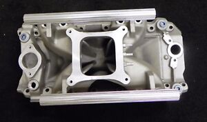 Chevy Big Block Manifold For Fuel Injection Standard Deck Height New