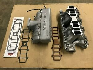 87 93 Ford Mustang Edelbrock Victor 5 0 Efi Ford Intake Manifold 302 Sbf 2945
